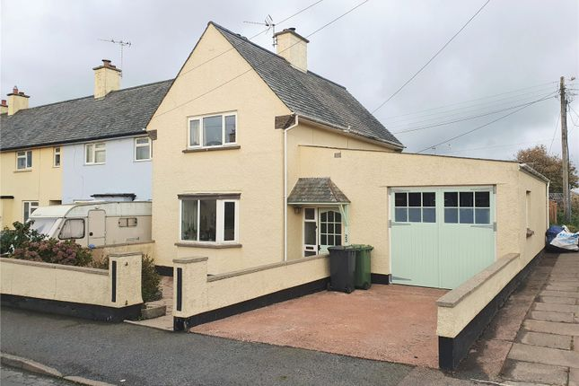 2 bed semi-detached house for sale in Butts Close, Witheridge, Tiverton EX16