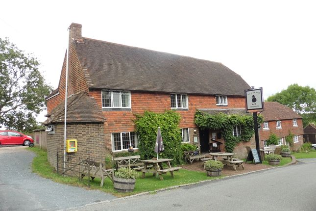 Thumbnail Pub/bar for sale in Church Hill, East Sussex: Warbleton