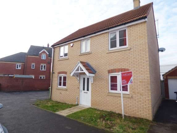 Thumbnail Detached house for sale in Whitby Avenue, Eye, Peterborough, Cambridgeshire