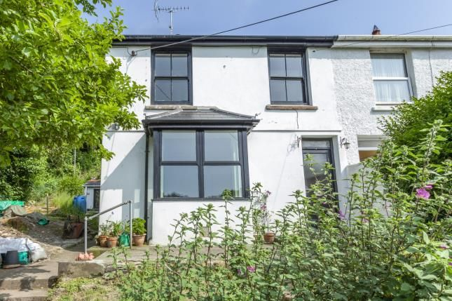Thumbnail Semi-detached house for sale in Perranporth, Cornwall