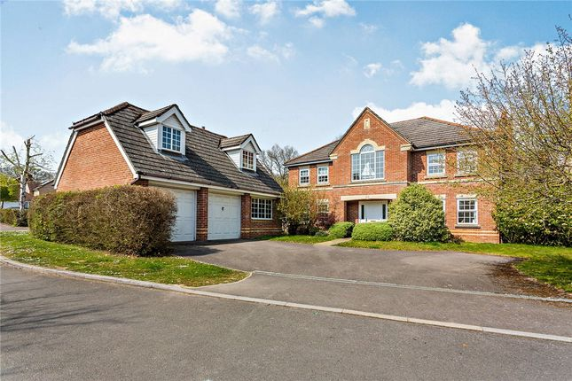 Thumbnail Detached house for sale in Spring Gardens, Newbury