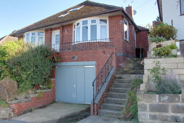 Thumbnail Detached bungalow for sale in Westwick Crescent, Sheffield