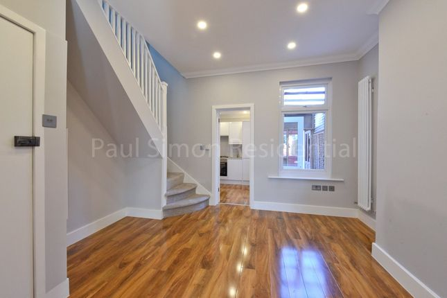 Thumbnail Terraced house for sale in Langham Road, Turnpike Lane, London