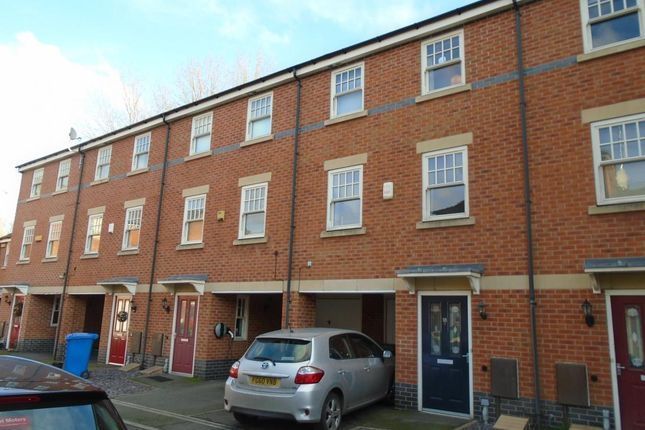 3 bed town house to rent in 3 Bedroom Town House, Auriga Court, Chester Green DE1