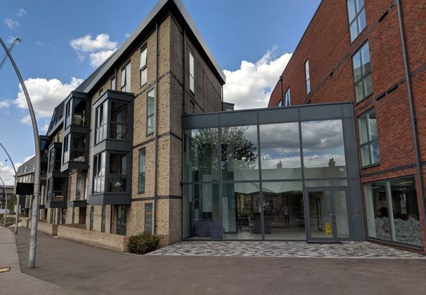 Thumbnail Flat for sale in Rookery Court, Oliver Road, Leyton, London