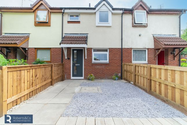 1 bed terraced house for sale in Rosemary Court, Penwortham, Preston PR1