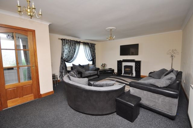 Thumbnail Detached bungalow for sale in 3 Woodland Road, Stranraer