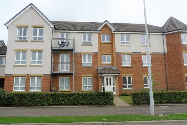Thumbnail Flat for sale in Robert Adam Drive, Kirkcaldy