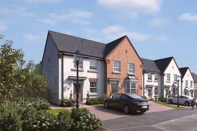 Thumbnail Semi-detached house for sale in Alveley View, Plot 17, Kidderminster Road, Bridgnorth, Shropshire
