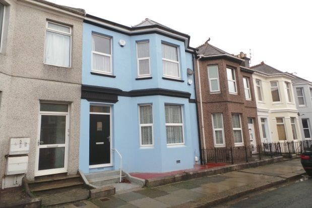 Thumbnail Flat to rent in Cotehele Avenue, Prince Rock, Plymouth