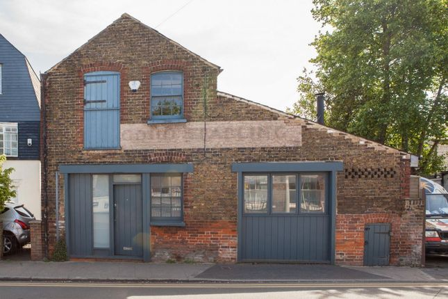 1 bed detached house for sale in Belmont Road, Whitstable