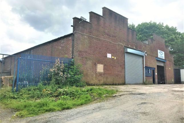 Thumbnail Industrial for sale in Henry Street, Rishton, Blackburn
