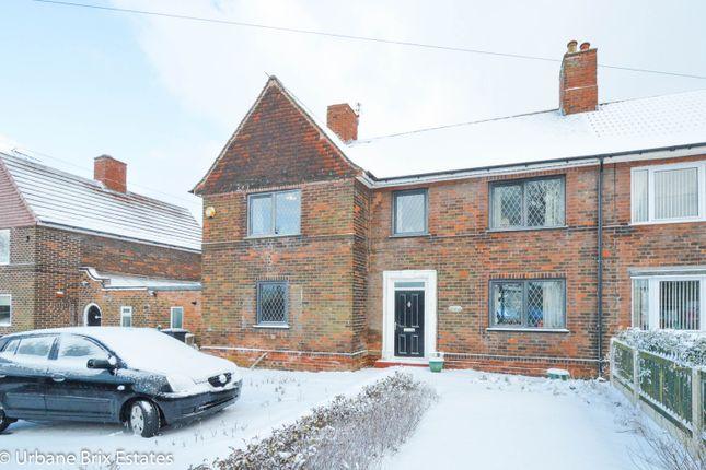 Thumbnail Semi-detached house for sale in Westbury House Belle Vue Lane, Blidworth