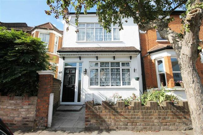Thumbnail Terraced house for sale in Pulteney Road, London