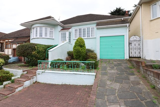 Thumbnail Bungalow for sale in Dacre Gardens, Chigwell