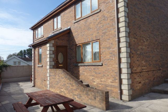 Thumbnail Detached house for sale in Tanygraig Road, Bynea, Llanelli