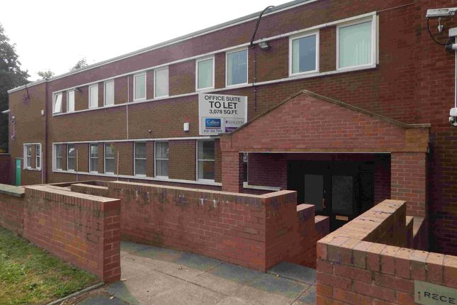 Thumbnail Office to let in Ground Floor Shire House, Birmingham Road, Lichfield