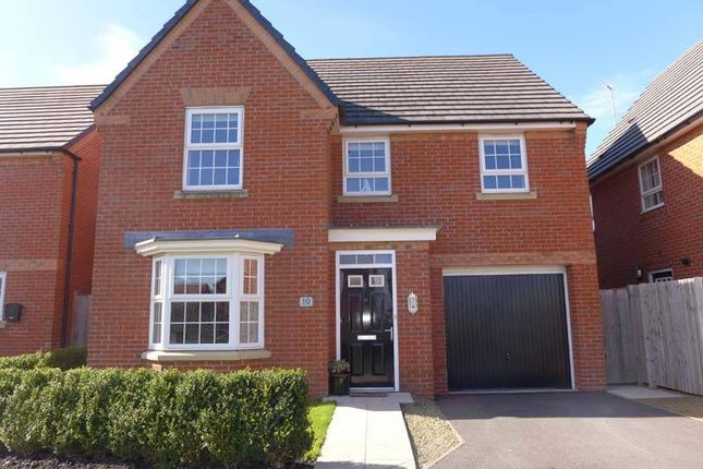 Thumbnail Detached house for sale in Hawthorne Drive, Thornton-Cleveleys