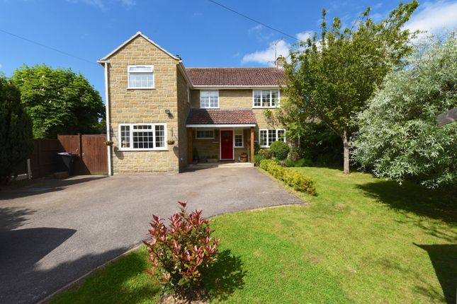 Thumbnail Detached house for sale in Main Street, Chilthorne Domer