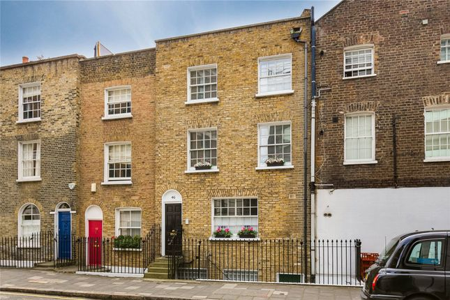4 bed end terrace house for sale in Medway Street, London