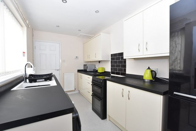 Thumbnail Terraced house to rent in Brindley Street, Newcastle, Staffordshire