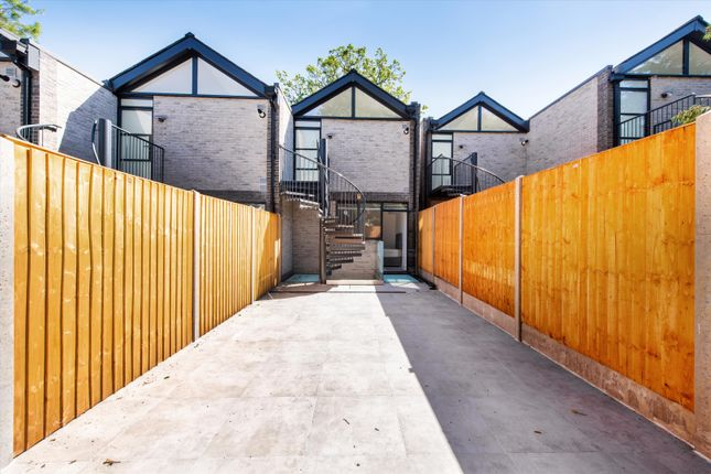 Thumbnail Terraced house to rent in Shanti Close, Enfield