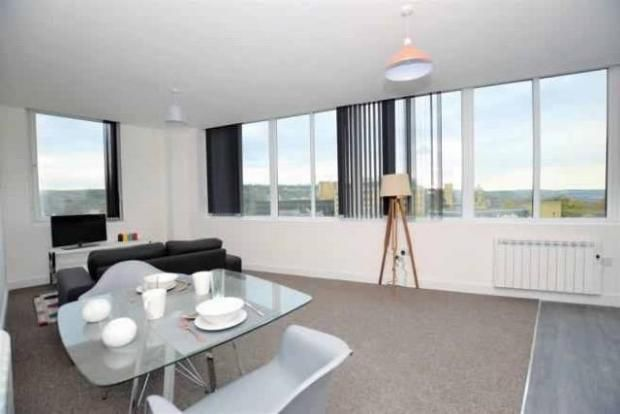 Thumbnail Flat to rent in Kings Cross Street, Halifax