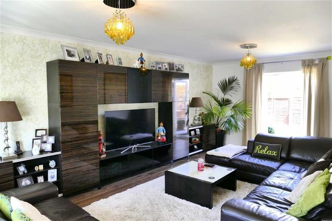 Thumbnail Detached house for sale in Nuthatch Road, Lansdowne Park, Calne
