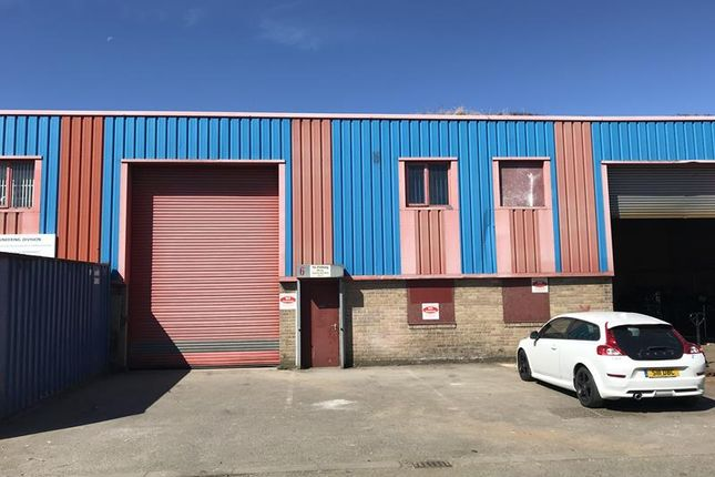 Thumbnail Light industrial to let in Unit 6 Hill Court, Transbritannia Industrial Estate, Blaydon, Tyne & Wear