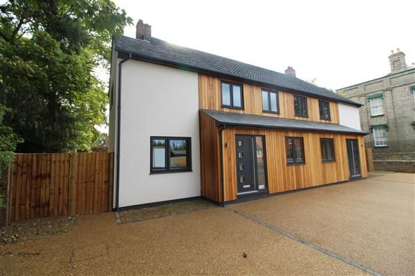 Semi-detached house for sale in Mayflower Mews, New Road, Mistley, Manningtree