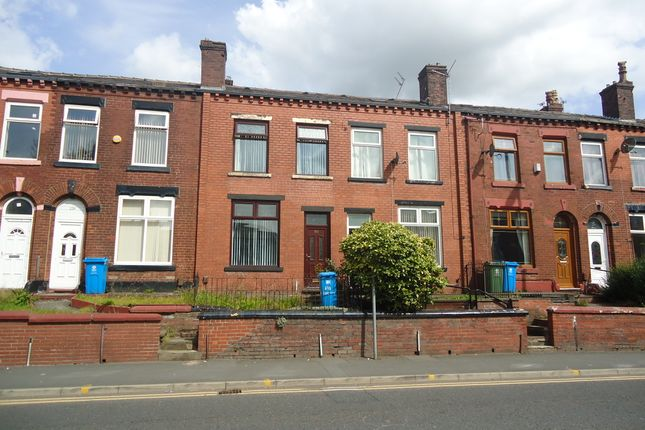 Thumbnail Terraced house to rent in Lees Road, Clarksfield, Oldham