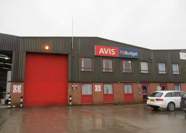 Thumbnail Light industrial to let in Building 440, East Midlands Airport, J23A Castle Donington
