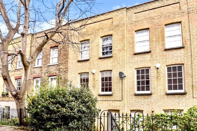 Thumbnail Terraced house to rent in Aulton Place, Kennington