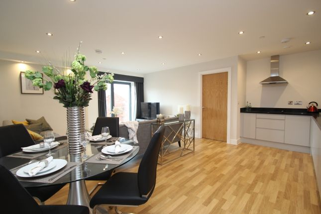 Thumbnail Flat to rent in Mabgate, Leeds