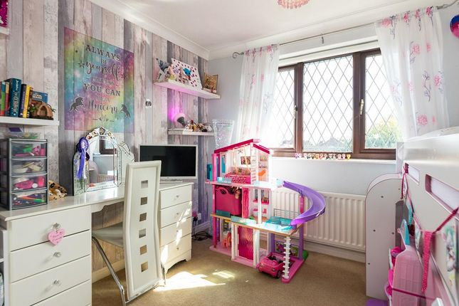 Bedroom Two of Balliol Drive, Bottesford, Scunthorpe DN16