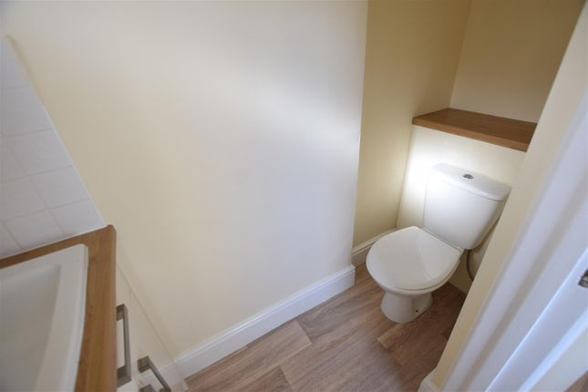 Cloakroom/W.c. of Evelyn Street, Barry CF63