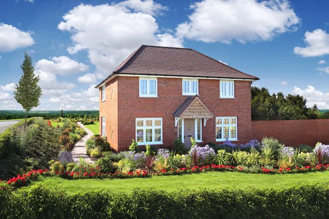 Thumbnail Detached house for sale in Liverpool Road South, Burscough