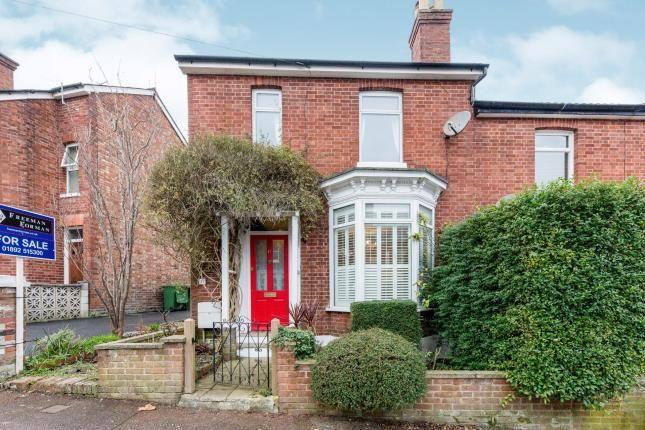 Thumbnail End terrace house for sale in Silverdale Road, Tunbridge Wells, Kent, .
