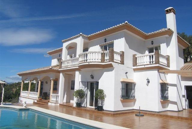 Main Villa Photo of Spain, Málaga, Mijas