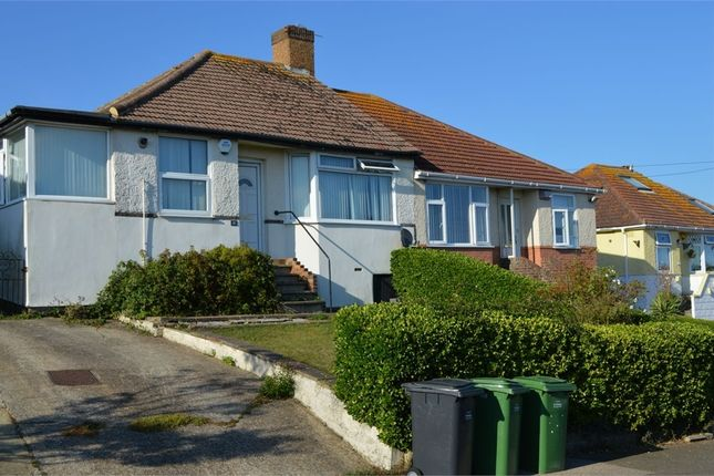 Thumbnail Semi-detached bungalow for sale in Conqueror Road, St Leonards On Sea, East Sussex
