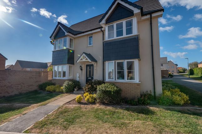 Thumbnail End terrace house for sale in Fulmar Road, Bude