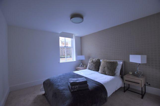 Bedroom of Apartment 13 Limehurst Hall, St Margaret's Road, Bowdon WA14