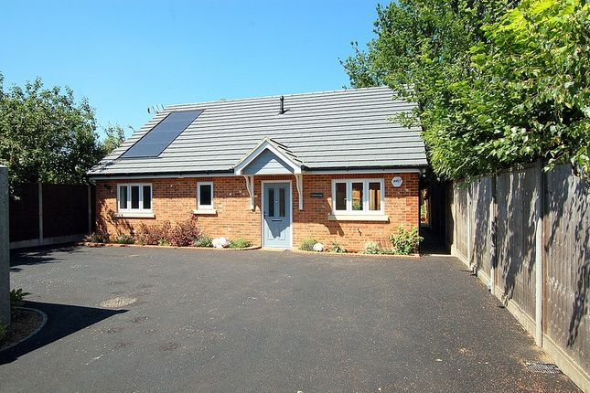 Thumbnail Bungalow for sale in New Haw Road, Addlestone