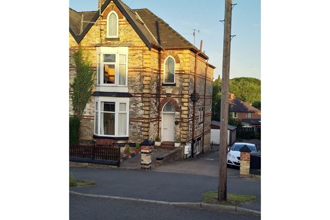 Thumbnail Flat for sale in Baslow Road, Sheffield, South Yorkshire