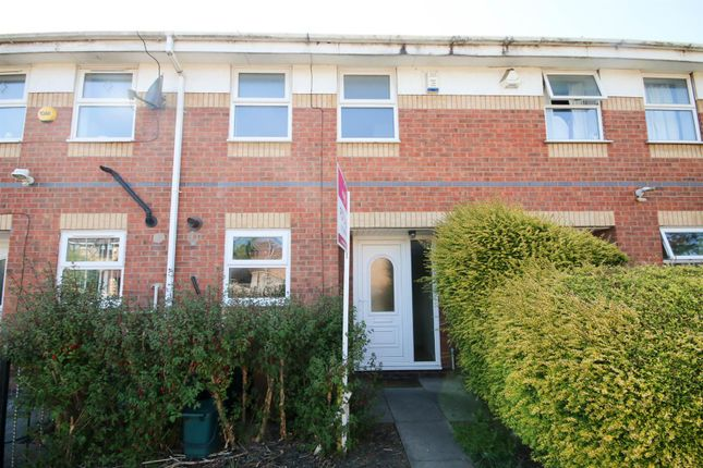 Thumbnail Terraced house to rent in Montonmill Gardens, Eccles, Manchester