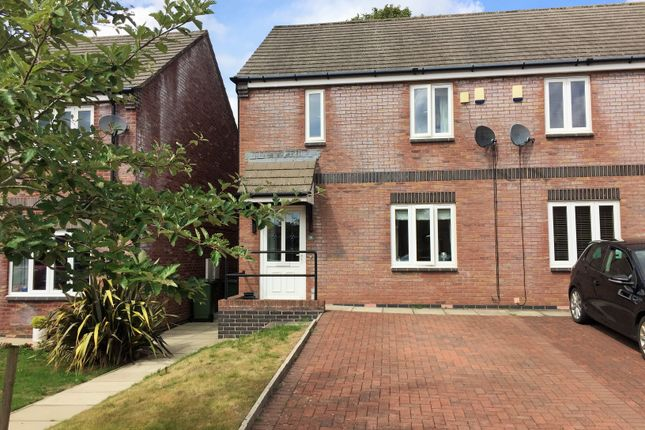 Thumbnail Flat for sale in Cockermouth, Cumbria