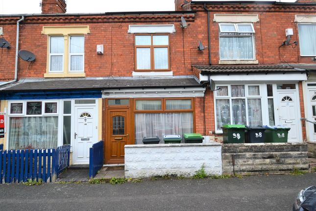 Thumbnail Property to rent in Reginald Road, Bearwood