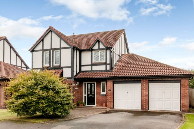 Thumbnail Detached house for sale in Dene Hall Drive, Bishop Auckland, County Durham