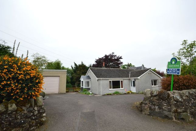 Thumbnail Bungalow for sale in Slioch, Drum, Kinross
