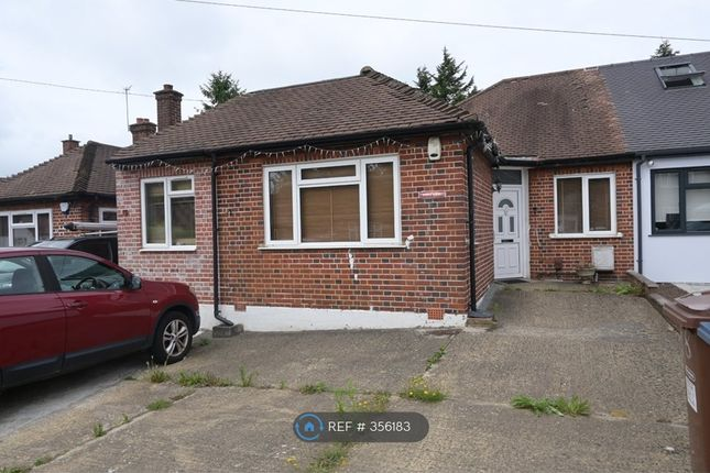 Thumbnail Bungalow to rent in Eastern Avenue, Pinner
